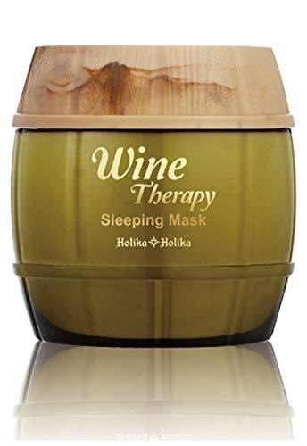 HolikaHolika Wine Therapy Sleeping Mask (White Wine)120ml