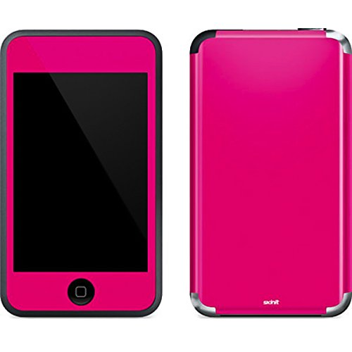 Skinit Protective Skin for iPod Touch 1G (HOT Pink)