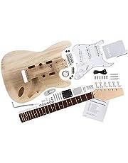 Rocktile DIY Kit de Construction Guitare Électrique Style ST