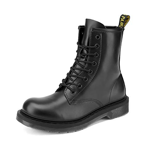 DREAM PAIRS Women's Combat Ankle Boots