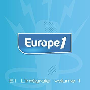 Europe 1 l'intégrale, Vol. 1