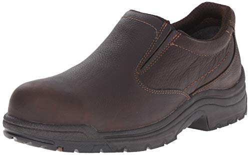 Timberland PRO Men's 53534 TiTAN Safety-Toe Slip-On Loafer