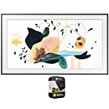 Samsung QN43LS03TAFXZA The Frame 3.0 43 inch QLED Smart 4K UHD TV 2020 Model (Renewed) Bundle with 2 Year Premium Protection Plan