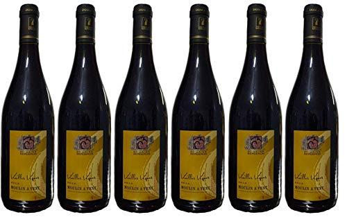 Moulin à vent, vino tinto, en lotes de 6 botellas de 75cl