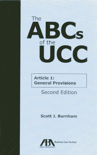 Download The ABCs of the UCC Article 1: General Provisions 1614389489