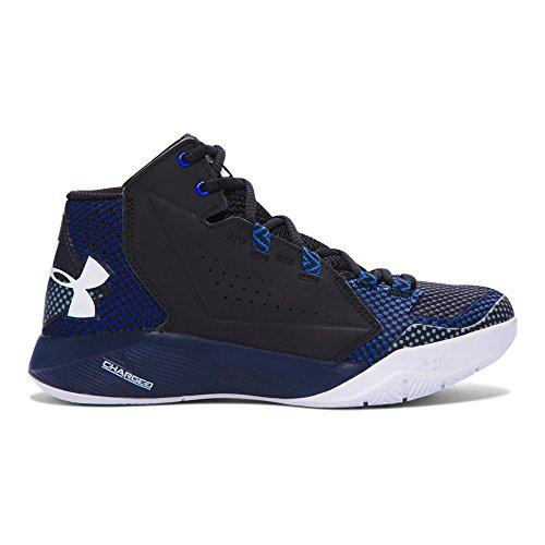 Under Armour Womens UA Torch Fade Basketball Shoes 8 Black
