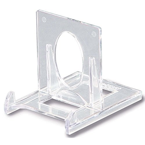 Ultra Pro 82022 Two-Piece Small Stand for Card Holders (5 per Pack)