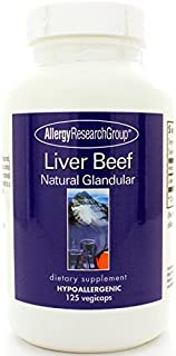 allergy research liver beef