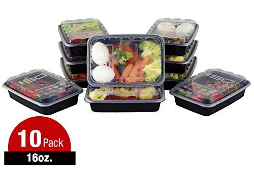 Isolator Fitness Isobag 470 ml Mahlzeiten Behälter - 10 Stück