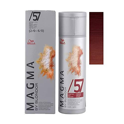 Wella Magma 57 mahagoni-braun 120g