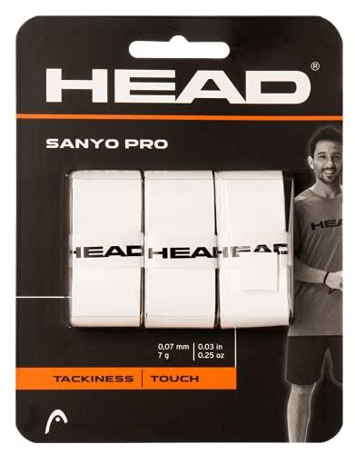 Head OVERGRIP SANYO Pro Blanco