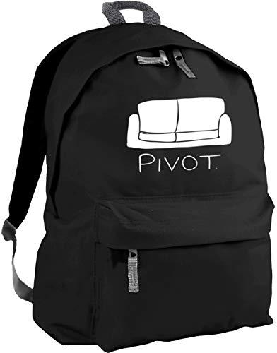 HippoWarehouse Pivot Backpack ruck Sack Dimensions: 31 x 42 x 21 cm Capacity: 18 litres