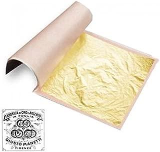 Manetti 23K Edible Gold 3.4