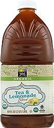 365 Everyday Value, Organic Tea & Lemonade Blend, 64 fl oz