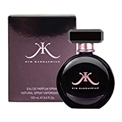 Kim Kardashian Eau de Parfum is intense, creamy, and luxurious Discover the sensual scent inspired by one of the world's most idolized women Crisp top notes, lush mid notes, and a sexy drydown
