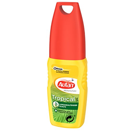 Autan Tropical Pumpspray