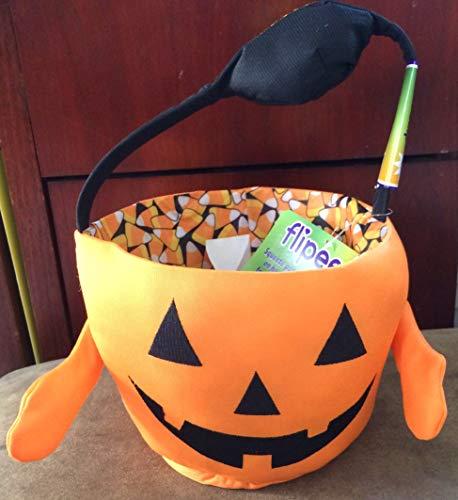 Flipeez Halloween Baskets - Pumpkin