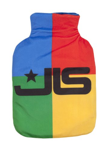 Character World JLS Jukebox Hot Water Bottle and Cover, Multi-Color
