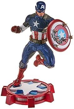 DIAMOND SELECT TOYS Marvel Gallery  Marvel Now! Captain America PVC Vinyl Figure