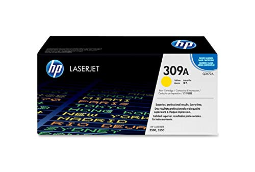 Q2672A HP Color Laserjet 3500 Toner Gelb