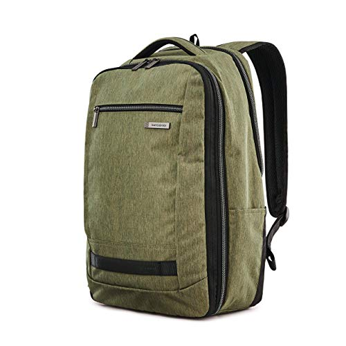 Samsonite Modern Utility Travel Backpack, Fatigue Green, One Size
