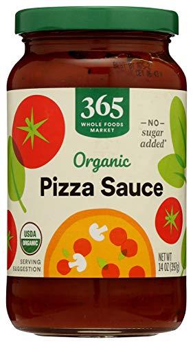 Organic Pizza Sauce, 14 oz