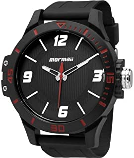 Relógio Mormaii Masculino Action Preto MO2035FL/8R