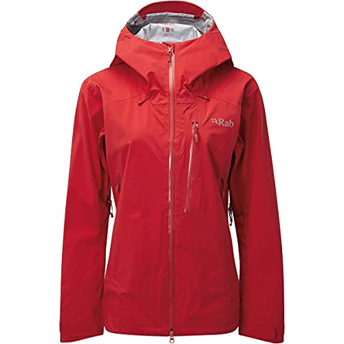 Rab Women's Firewall Jacket Waterproof Stretch Active Jacket All-Year-Round...