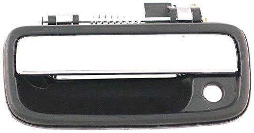 Dorman 768MX Front Driver Side Exterior Door Handle for Select Toyota Models, Chrome