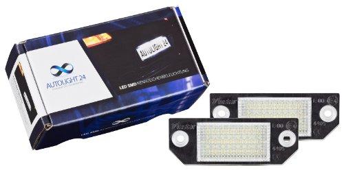 LED Kennzeichenbeleuchtung Nummernschildbeleuchtung 701