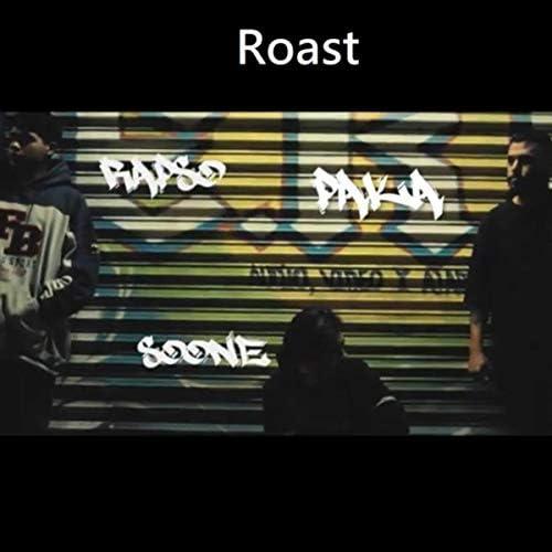 Paka hf feat. Soone & Rapso