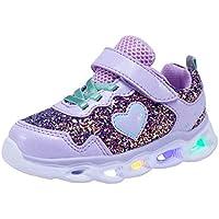 Alewis Girls Flashing Kids Shoes