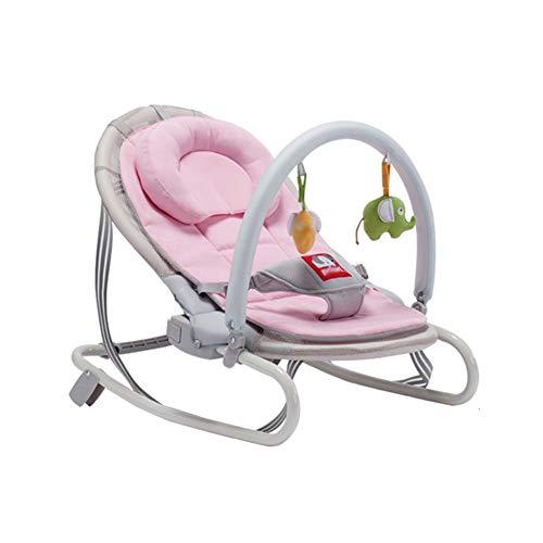 Huyp Kinderfiets voor kinderen, infant deurstang, evenwichtsrocker, vrije montage, opvouwbare Appease kinderstoel verkrijgbaar in 4 seizoenen, voor kids