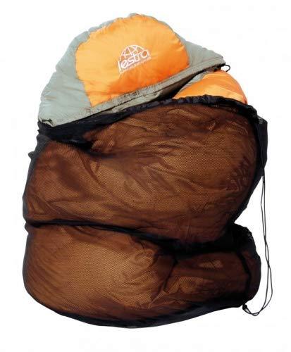 Lestra Aufbewahrungsnetz für Schlafsäcke alle Größen Daunenschlafsack Mumienschlafsack