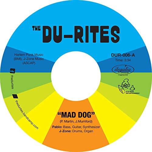 Mad Dog b/w Cheap Cologne [VINYL] [Vinyl LP]