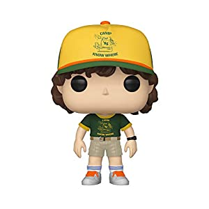 Funko Pop! Television: Stranger Things - Dustin (at Camp)