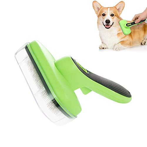 Nollary Pet Brush for Shedding Grooming