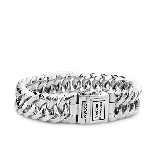 Boeddha To Boeddha 001J010900102 ketting, klein, zilver, armband