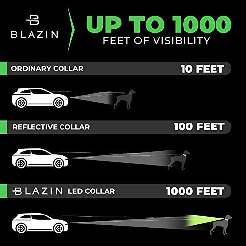 Product Image 9: Blazin' Safety LED Dog Collar