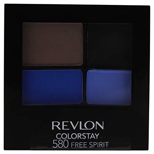 Revlon Colorstay 16 Hour Eye Shadow Quad - Free Spirit - 0.16 oz
