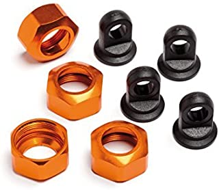 HPI Racing Shock Caps for 101090, 101091 and 101185 Trophy Series 4pcs 101752