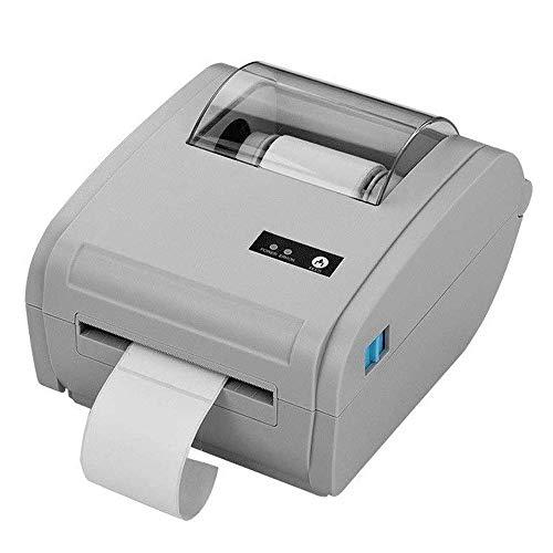 Los fabricantes de etiquetas de múltiples funciones de escritorio 110mm impresora térmica de papel de códigos de barras USB BT Impresora de etiquetas de interfaz de comunicación Label Maker Pr