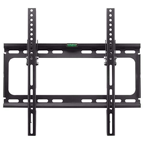 Soporte de TV Soporte de pared para TV Soporte inclinable para la mayoría de LED de 26 a 55 pulgadas, soporte de TV LCD