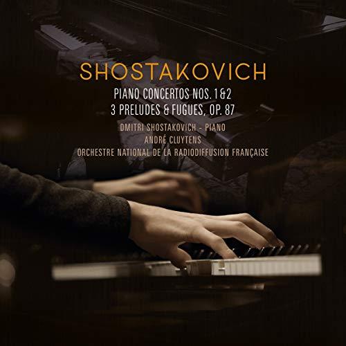 Piano Concertos 1 & 2 / 3 Preludes & Fueges Op 87
