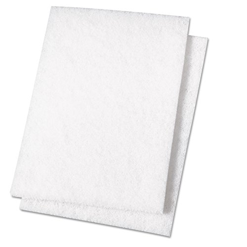 Premiere Pads PAD 198 Light Duty Scouring Pad, 9