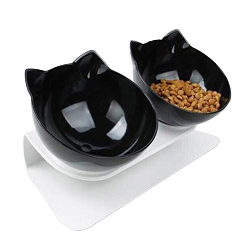 Bulabula, protezione anti-vomiting Cat Feeder Feeding Food...