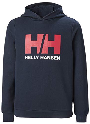 Helly Hansen Logo Hoodie Sudadera con Capucha Unisex niños