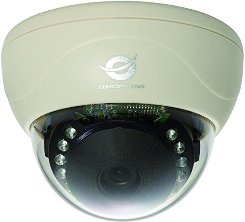 Conceptronic CIPDCAM720 Cámara de Seguridad IP Interior Almohadilla Techo 1280 x 720 Pixeles - Cámara de vigilancia (Cámara de Seguridad IP, Interior, Alámbrico, ONVIF, Almohadilla, Techo)