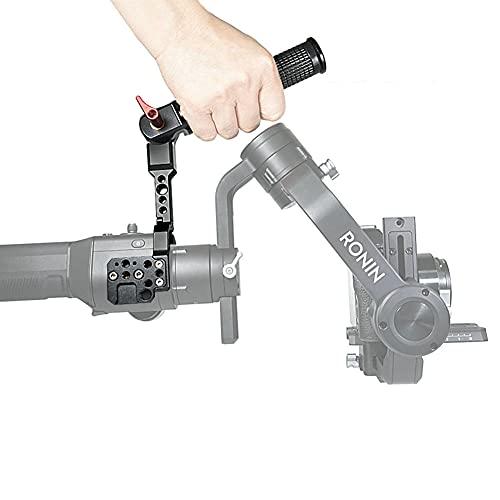 HAFOKO DSLR Gimbal Poignée Handy Sling Grip competible pour Ronin S Ronin SC Ronin SC2 Gimbal Handheld Stabilisateur Accessoires