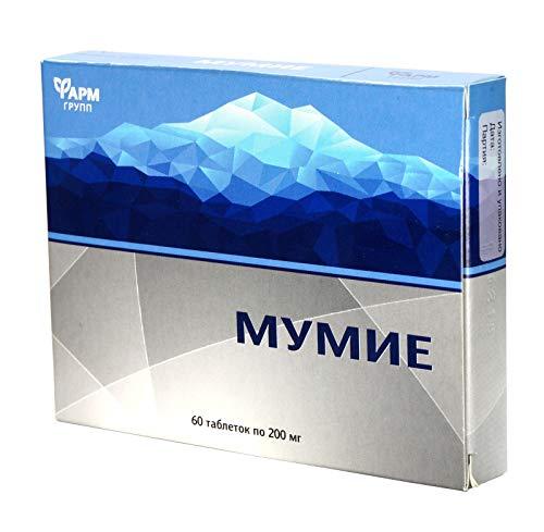 MUMIJO - Original Altai Sibirien, 60 Tab=12 gr Мумиё